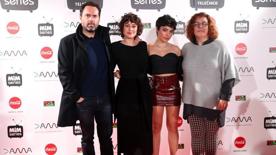 Presentación de 'Madres' en el festival MiM Series