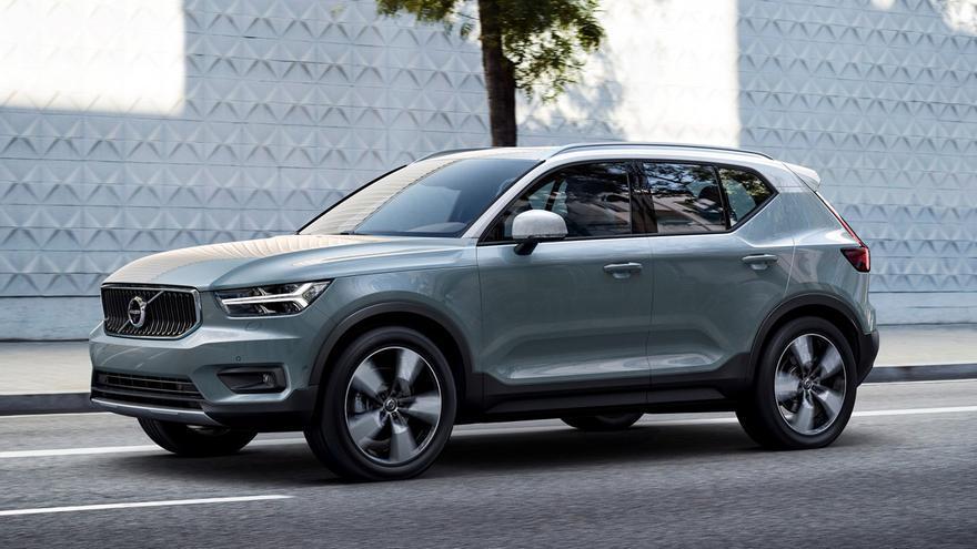 Con el nuevo XC40 Volvo entra de lleno en el segmento más dinámico del mercado, el de los SUV.
