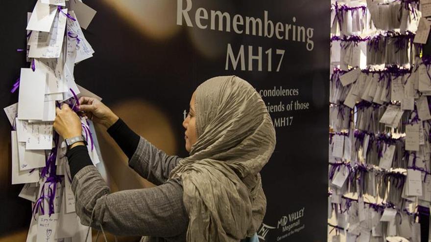 UE pide que se siga investigando el derribo del avión MH17 en Ucrania en 2014