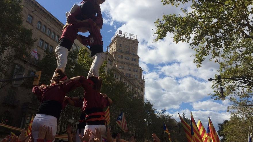 """Forcadell: """"Pase lo que pase el 1 de octubre Catalunya habrá ganado"""""""