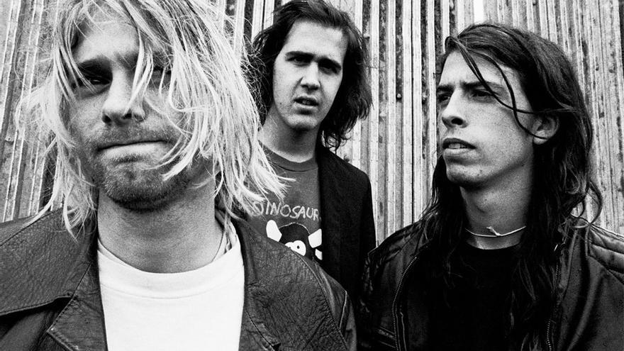 TEMANC- Nirvana en Reading 1991