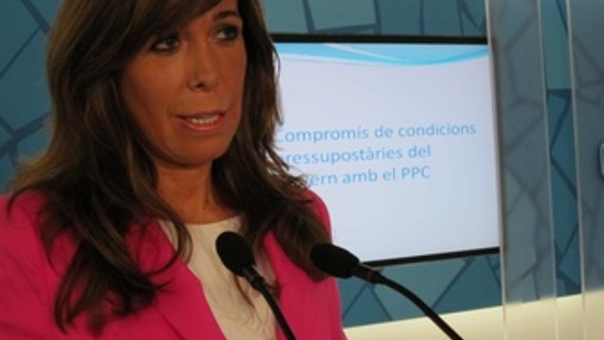 Alicia Sánchez-Camacho (PP)