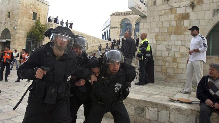 """La UE dice que Israel """"está perpetuando la anexión ilegal de Jerusalén Este"""""""