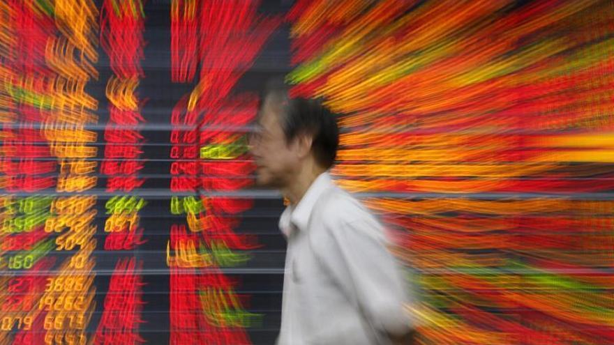 Las bolsas del Sudeste Asiático se recuperan parcialmente tras días a la baja