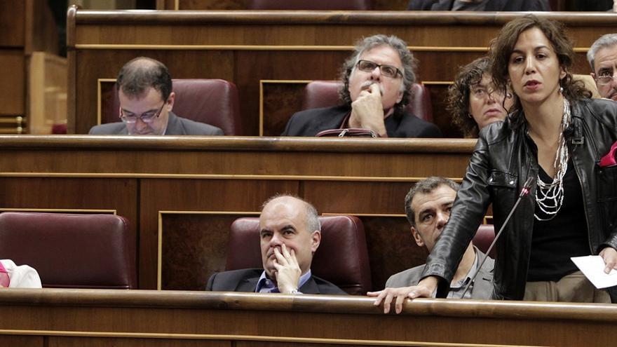 """Rosa Díez asegura sobre Monago que """"por mentir, en un país democrático solvente, la gente se va a casa"""""""