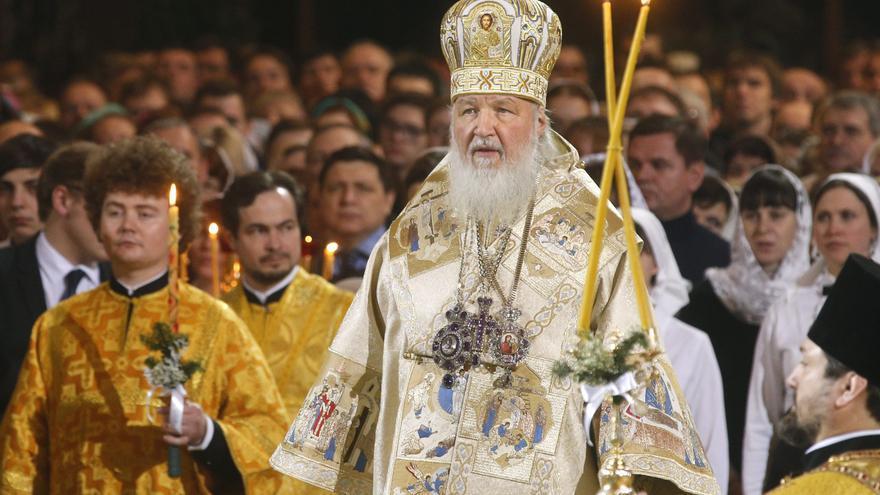 El patriarca de la Iglesia Ortodoxa, Kirill / EFE