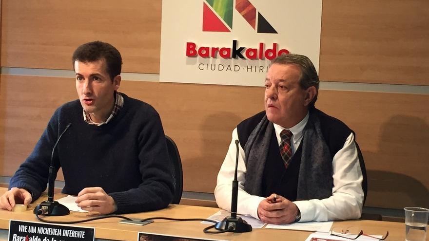 Barakaldo celebra el sábado 19 la Nochevieja, con 60.000 gominolas