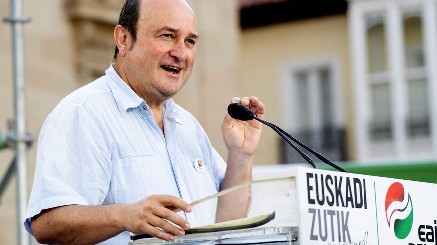 """Ortuzar espera que Bilbao siga siendo sede """"pero no a cualquier precio"""""""