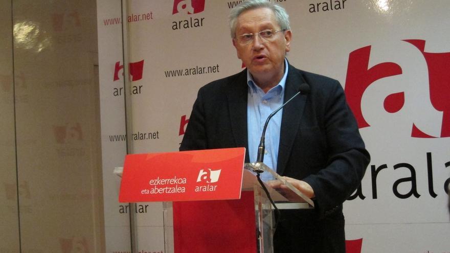 Aralar se disolverá como partido y se integrará en EH Bildu tras su congreso de diciembre