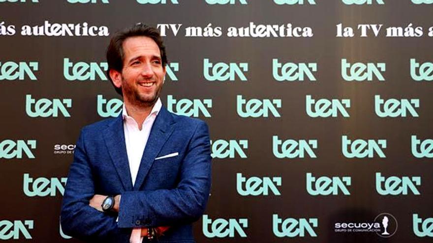 Raúl Berdones, presidente del Grupo Secuoya