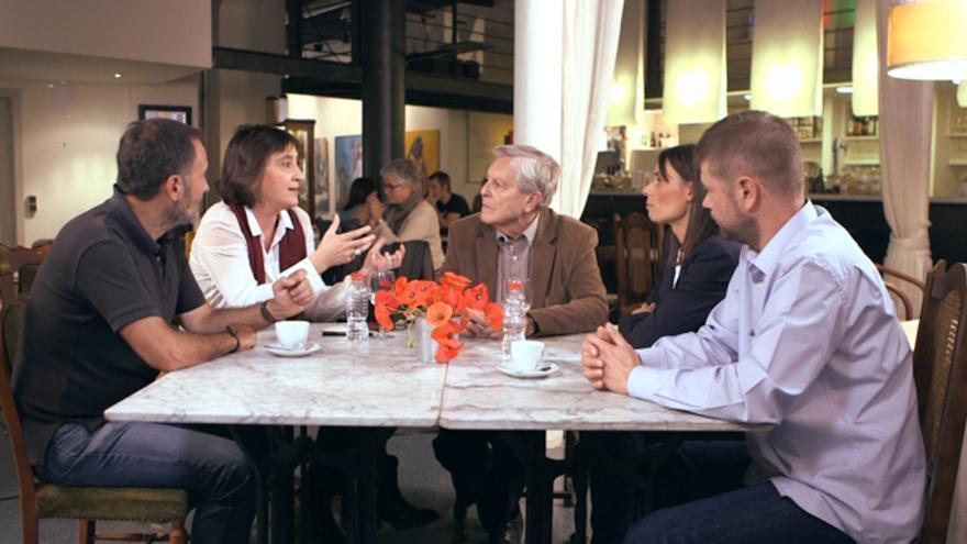 Escena del documental 'Corrupción. El organismo nocivo' / Pandora