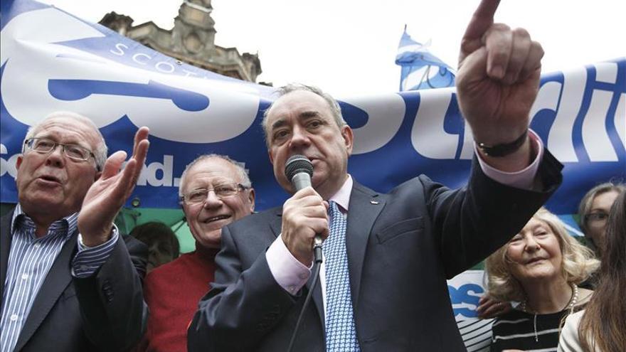 """Salmond dice que posición de España sobre Escocia en la UE """"no ha cambiado"""""""