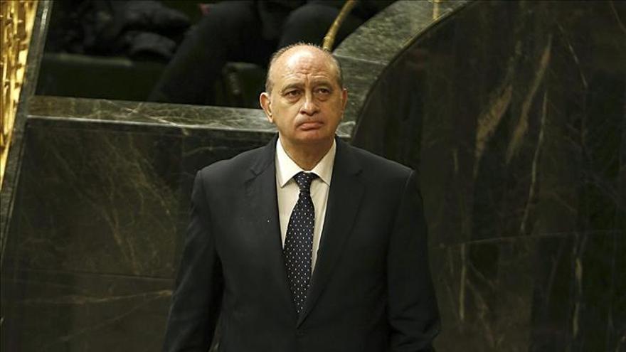 El ex ministro del Interior del PP, Jorge Fernández Díaz