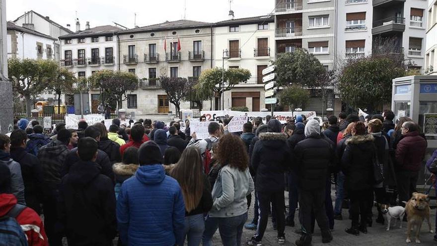 Los agresores de Alsasua se enfrentarán a penas de entre 10 y 15 años de cárcel