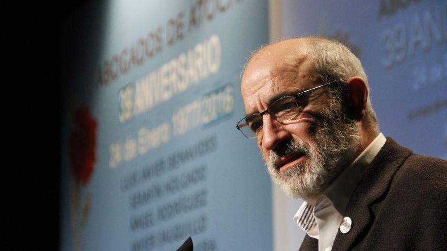Alejandro Ruiz Huerta, superviviente de la matanza de Atocha.
