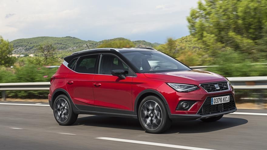 Las ventas de automóviles nuevos en Euskadi crecen un 21,4% en enero