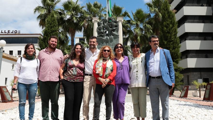 Rodríguez y Maíllo reivindican el andalucismo y el papel protagonista de Andalucía en el debate territorial