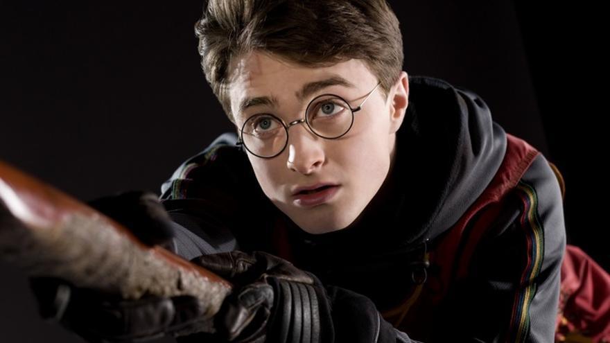 Fotograma de una de las películas de Harry Potter