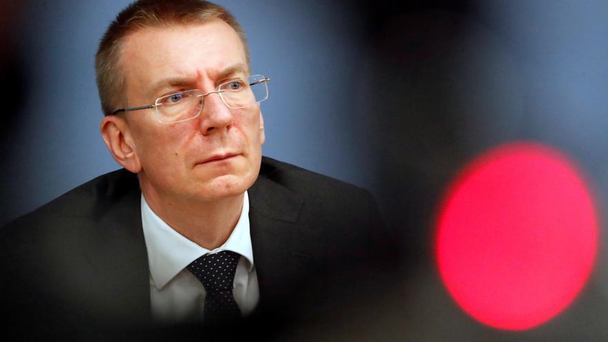 Ministros bálticos y polaco abordan la situación en sus fronteras con Bielorrusia