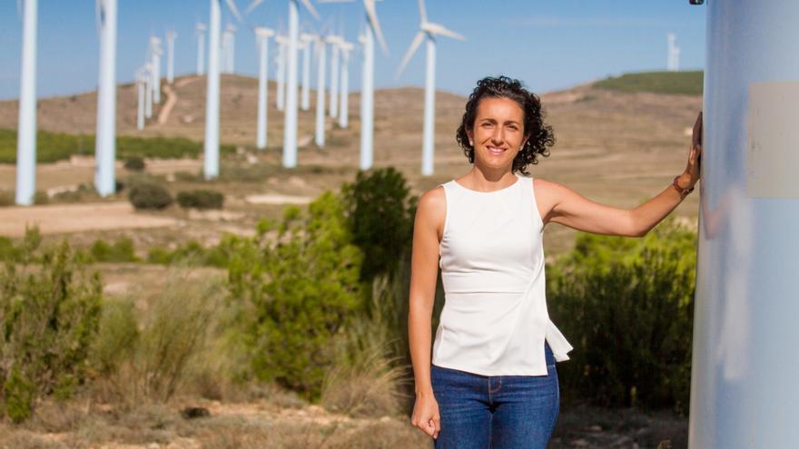 Isabel Martínez, alcalde de Higueruela (Albacete)