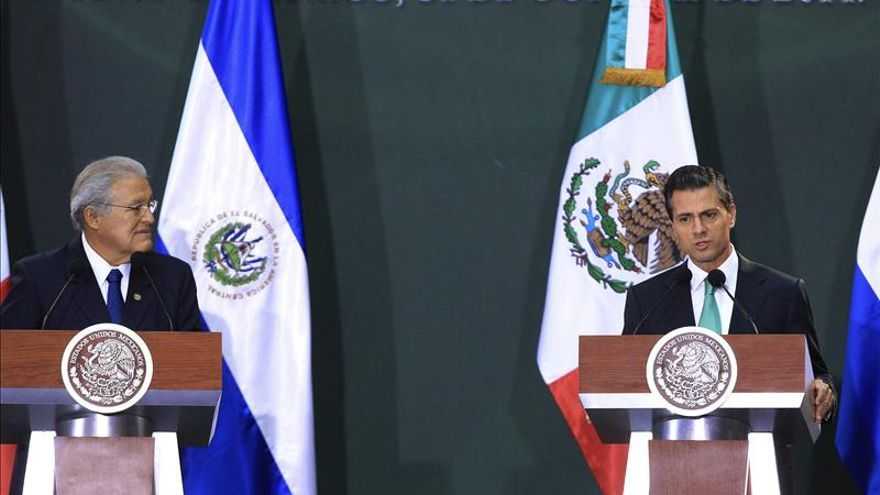 México y El Salvador reactivan cooperación económica e integración regional