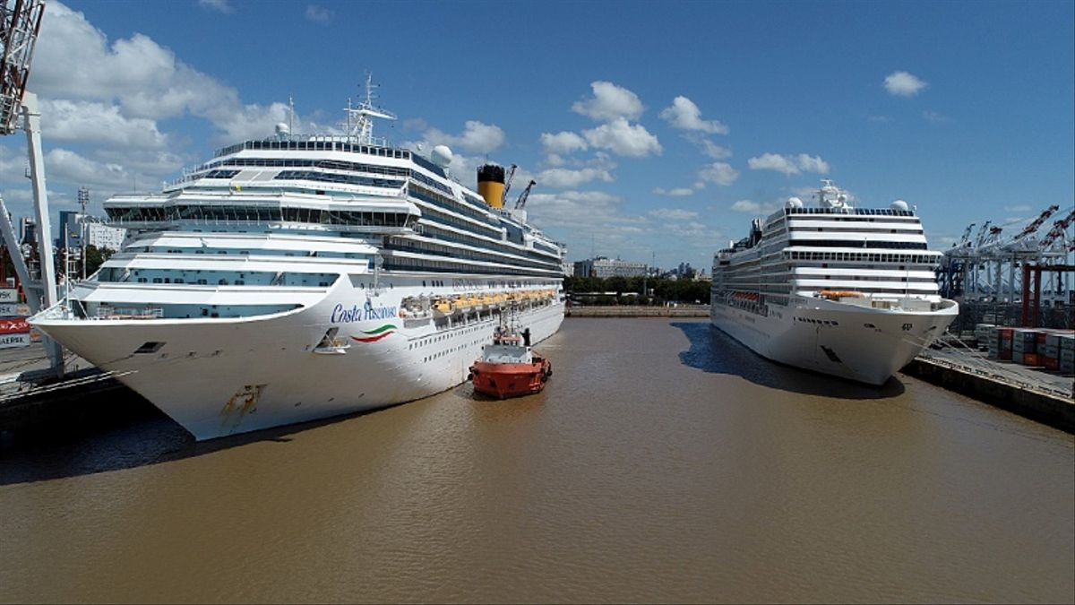 Vuelven los cruceros a partir del 20 de octubre