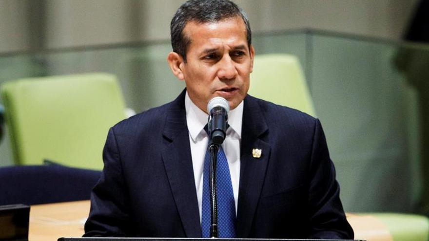 Humala destaca la creación de parques nacionales y reservas en su Gobierno