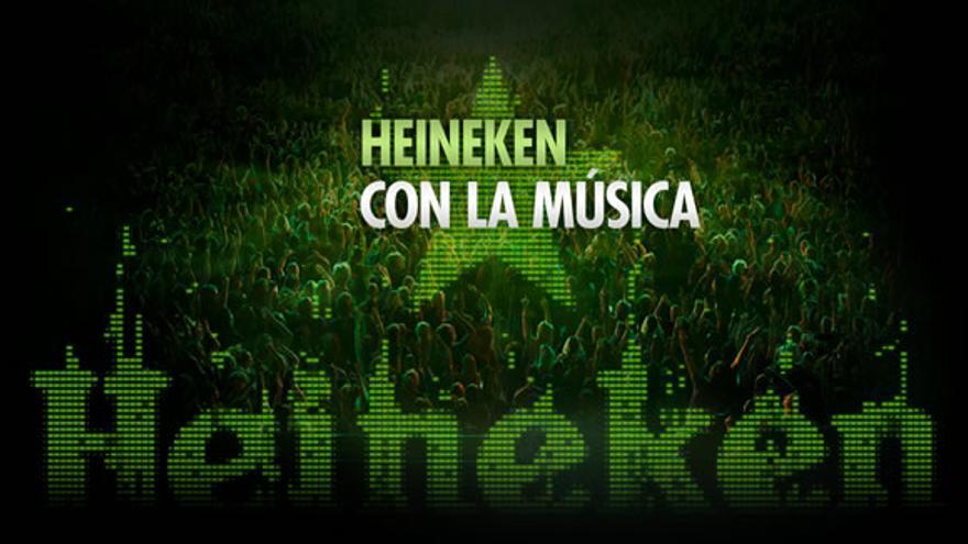 Heineken en el Primavera Sound