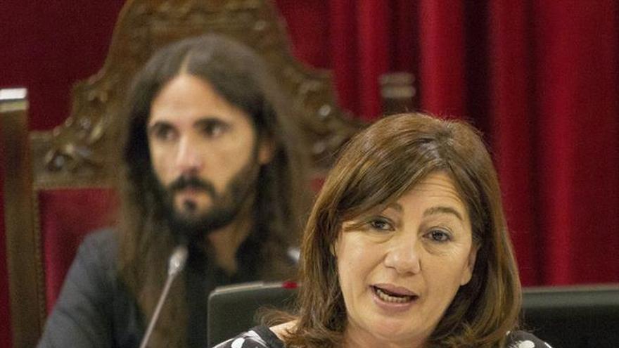"""Armengol: """"Susana Díaz representa el modelo de partido al que yo me opuse"""""""