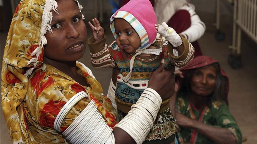 Más de 100 millones de personas necesitan asistencia humanitaria en el mundo