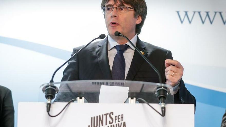 Puigdemont: Mesa del Congreso tiene oportunidad para hacer valer su soberanía