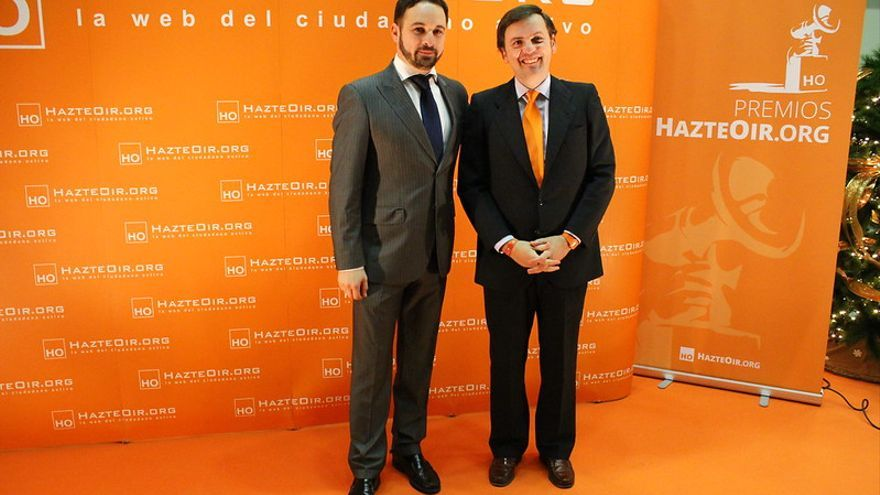 Ceremonia de entrega de los Premios HazteOir.org 2012