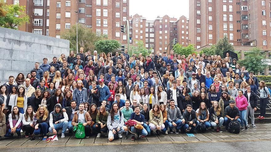 Más de 250 estudiantes Erasmus estudiarán este semestre en la UC