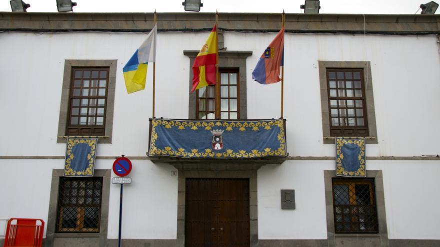 Ayuntamiento de Telde. FOTO: Cirenia Vico