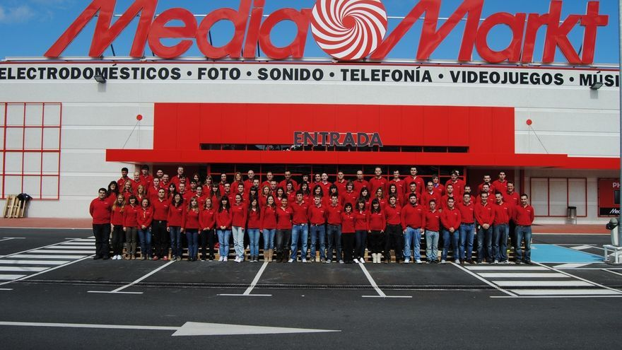 Media Markt abrirá otra tienda en el centro de Madrid, que creará 70 empleos