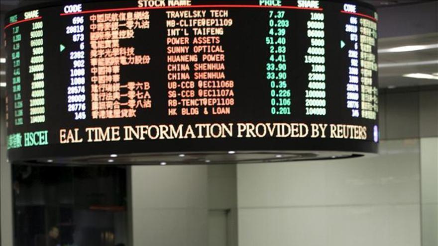 Hong Kong sube un 0,86 por ciento en la apertura de la sesión