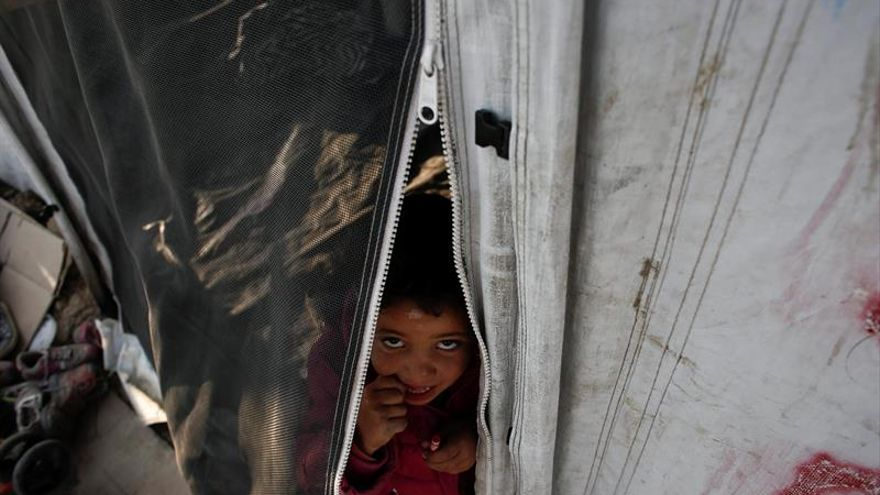 La crisis de los refugiados, presente en la cumbre de los Balcanes de París