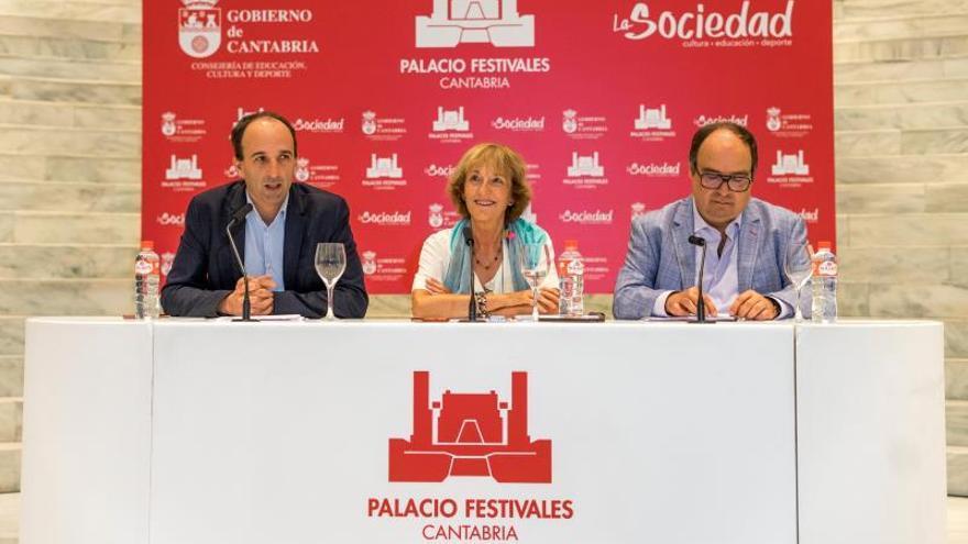 """Vadim Repin y """"Giselle"""", en la nueva temporada del Palacio de Festivales"""