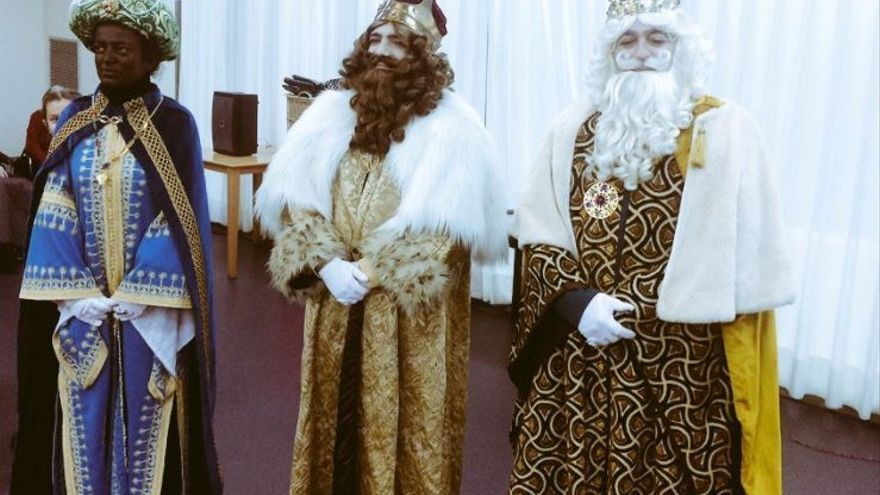 Reyes Magos de Valdemoro