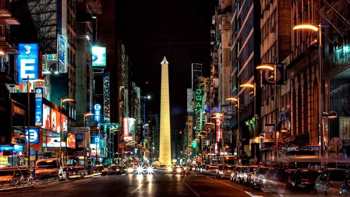 La Noche de los Teatros tendrá lugar an la calle Corrientes, desde las 19 hasta las 00h.