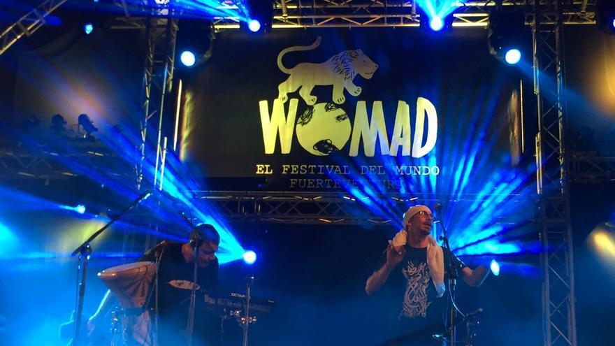 Actuación de 47Soul en WOMAD Fuerteventura (IAGO OTERO PAZ)