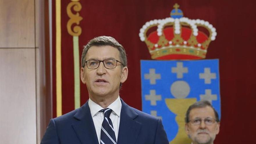 Feijóo reivindica Galicia como ejemplo de estabilidad y autogobierno