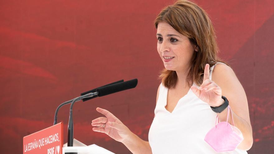 Lastra (PSOE): Casado no ha estado ni está a la altura de los ciudadanos