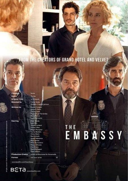 Capitulos de: La embajada