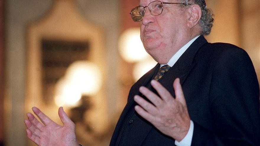 Fallece Fernando Álvarez de Miranda, expresidente del Congreso