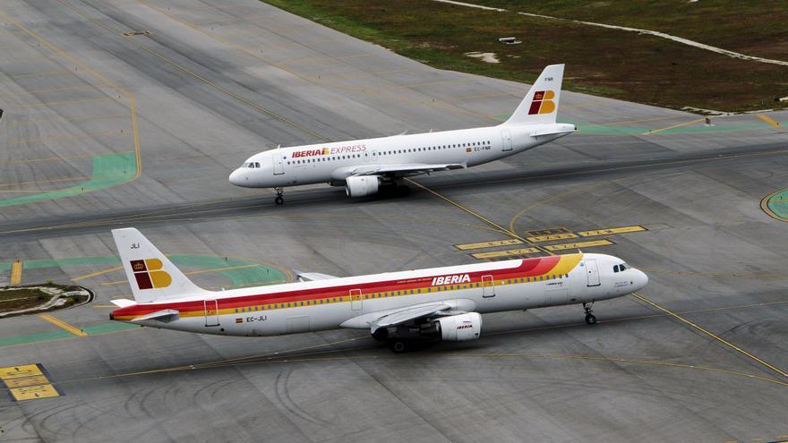 Iberia Express inicia este sábado su ruta a Ámsterdam, con dos frecuencias diarias