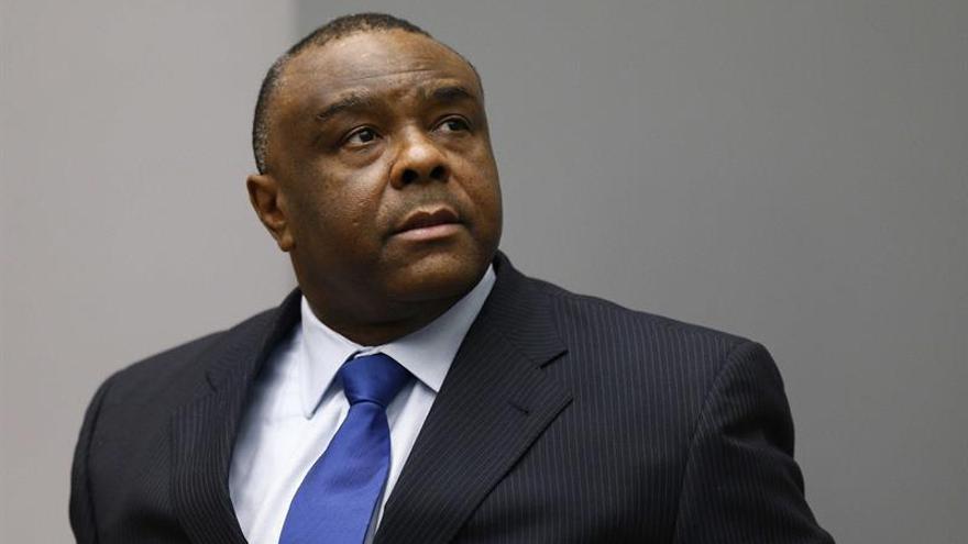 La CPI declara culpable al congolés Jean-Pierre Bemba por soborno de testigos