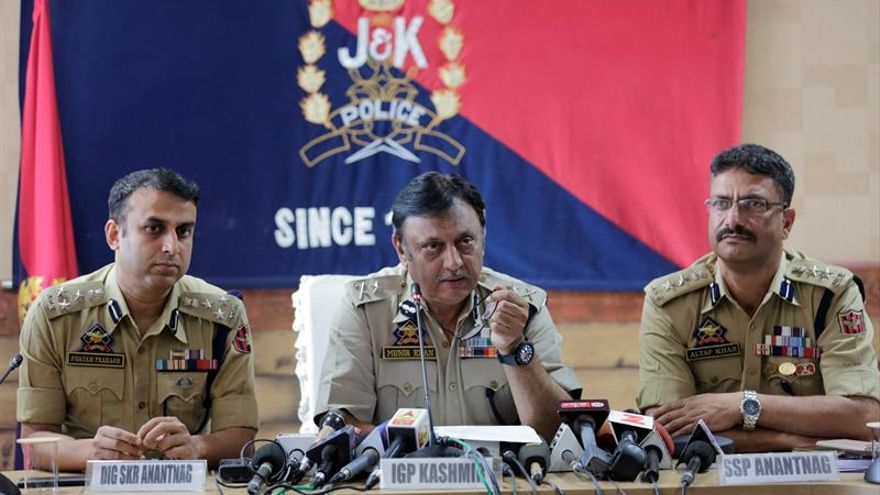 Al menos 6 muertos y 15 heridos en un ataque a peregrinos en la Cachemira india