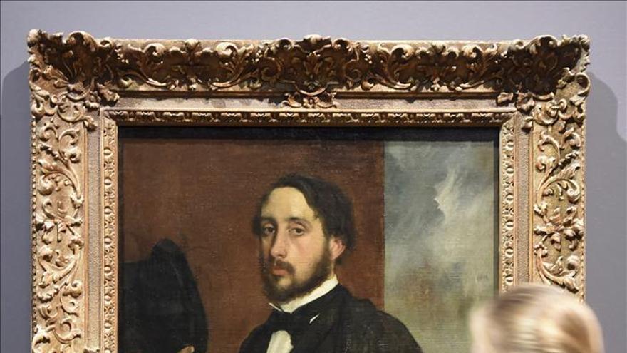 Un museo alemán muestra la faceta menos conocida de Degas