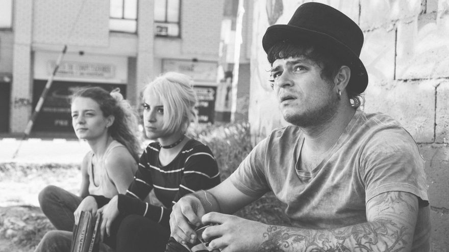 Fotograma de 'Los nadie' de Juan Sebastian Mesa
